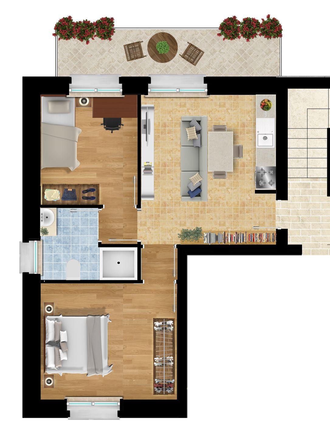 Appartamenti 3-6-9
