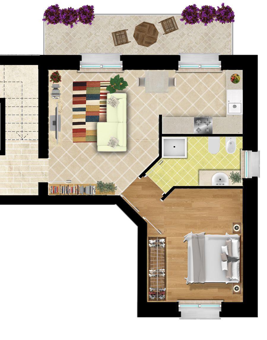 Appartamenti 4-7-10