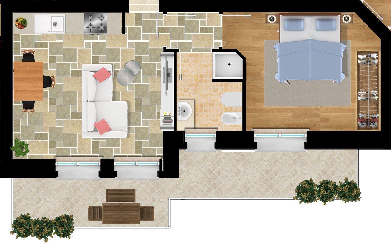 Appartamenti 5-8-11